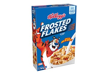 Frosted cereal